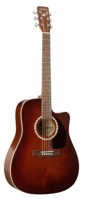 ART & LUTHERIE 25955 - ANTIQUE BURST SATINé