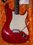 Fender strat Mark Knopfler Signature