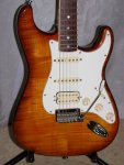 Fender Strat Select HSS