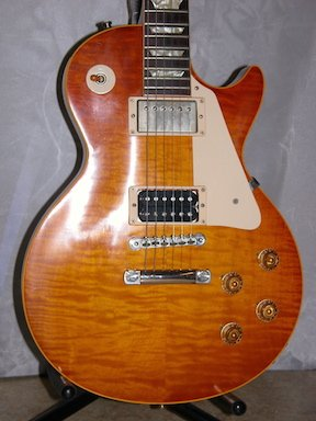 Gibson Les Paul Jimmy Page #1
