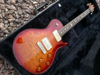PRS Single Cut Quilt Ten Top