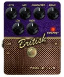 TECH 21 British Overdrive